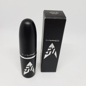 New MAC Cosmetics Star Trek Lipstick